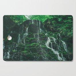 Starley Burn Waterfall Cutting Board