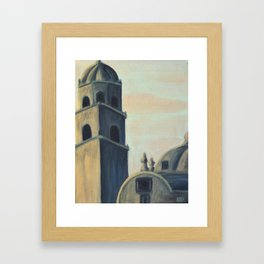 Under Painting Study Framed Art Print