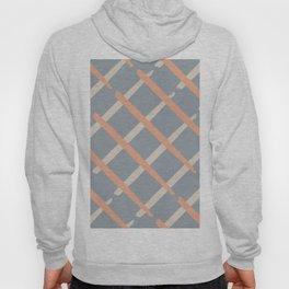 Classic line pattern #444 Hoody
