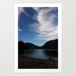 Yale Park, Washington Art Print