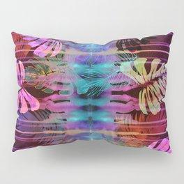 Drippy Jungle {acid} Pillow Sham