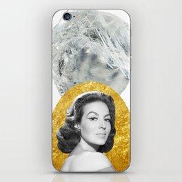 Maria Felix iPhone Skin