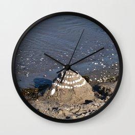 Beachlife Summertime - Baltic Sea Wall Clock