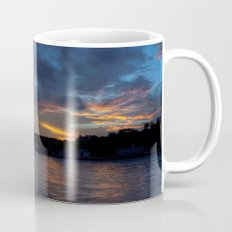 Sunset Panorama... Mug