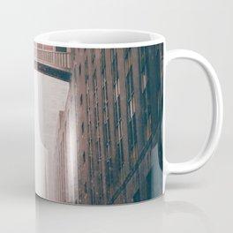 Downtown Architecture Bridge (Color) Coffee Mug
