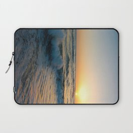 Ocean Sunset 4 Laptop Sleeve