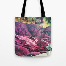Purple Mountains Majesty Tote Bag
