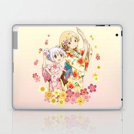 Mami Tomoe & Nagisa Momoe - Love Yukata edit. Laptop & iPad Skin