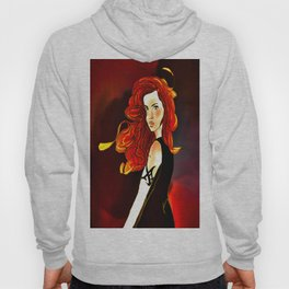 Clary Fray from The Mortal Instruments by Cassandra Clare Hoody