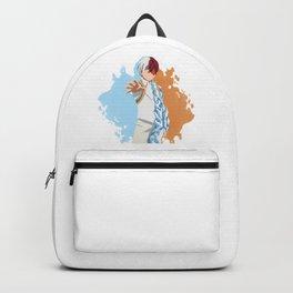 My Hero Academia Minimalist (Todoroki) Backpack
