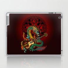 Dragon guitar 1 Laptop & iPad Skin