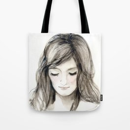 A portrait 4 Tote Bag