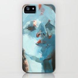 Scrutiny iPhone Case
