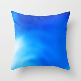bluelight Throw Pillow