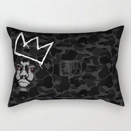 Biggie Basquiat Rectangular Pillow