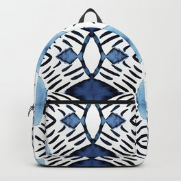 Blue Tundra Backpack