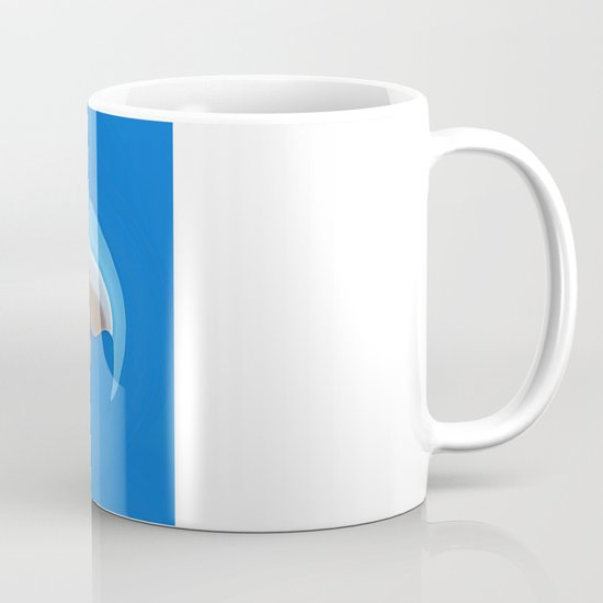 Tears out in the cold Mug