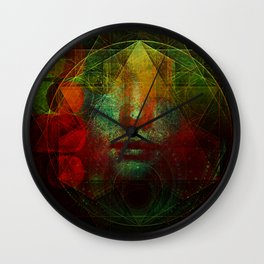 Marduk Wall Clock