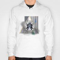 egypt Hoodies featuring egypt by Gabriele Omar Lakhal