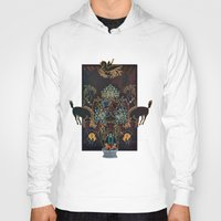 western Hoodies featuring Alchemical Western  by Paul Wolfe