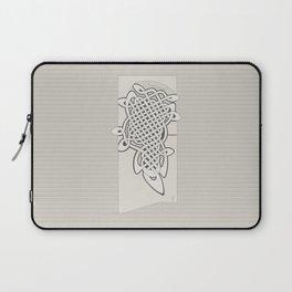 Celtica Knot Laptop Sleeve