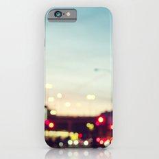 Stockholm Bokeh iPhone 6s Slim Case