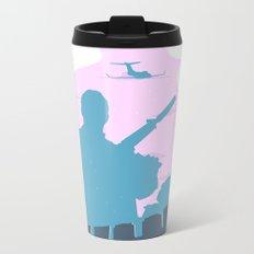 MIKE Metal Travel Mug