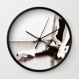 Ballerina Wall Clock