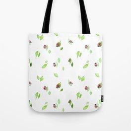 Ladybugs Tote Bag