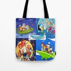 The Jetsons Tote Bag