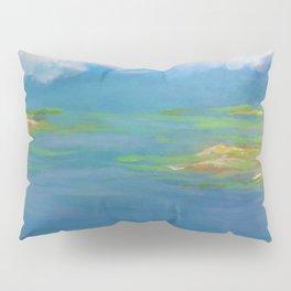 Spring Marsh Pillow Sham