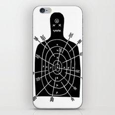 arch arrow iPhone & iPod Skin