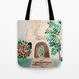 Sugar Mill Tote Bag
