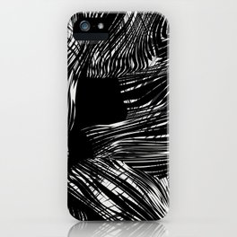 looking for darkness iPhone Case