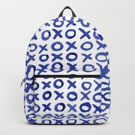 Xoxo valentine's day - blue Backpack