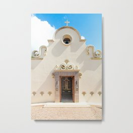 Sunday Service Metal Print