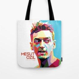 Mesut Ozil WPAP 2 Tote Bag