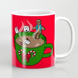 Relaxing Hot Cocoa Coffee Mug