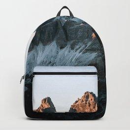Dolomites sunset panorama - Landscape Photography Rucksack