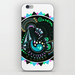 Formed in Space  iPhone Skin
