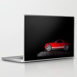 Mustang Ready Laptop & iPad Skin