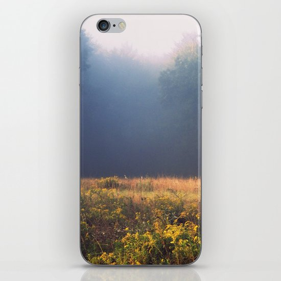 Mother Nature's Palette iPhone & iPod Skin