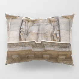 Palace of Fine Arts Relief Pillow Sham