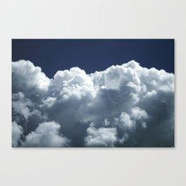 Cloud Canvas Print