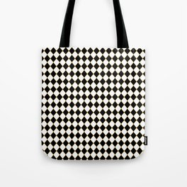 Chess board gold plated Tote Bag