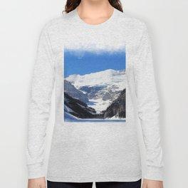 Lake Louise in Banff National Park Long Sleeve T-shirt