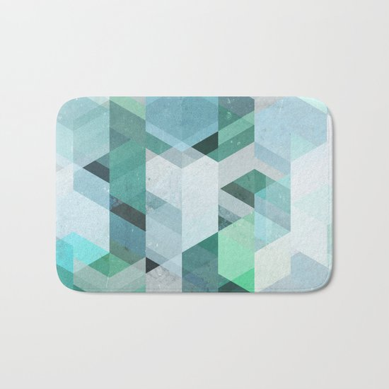 Nordic Combination 22 Bath Mat