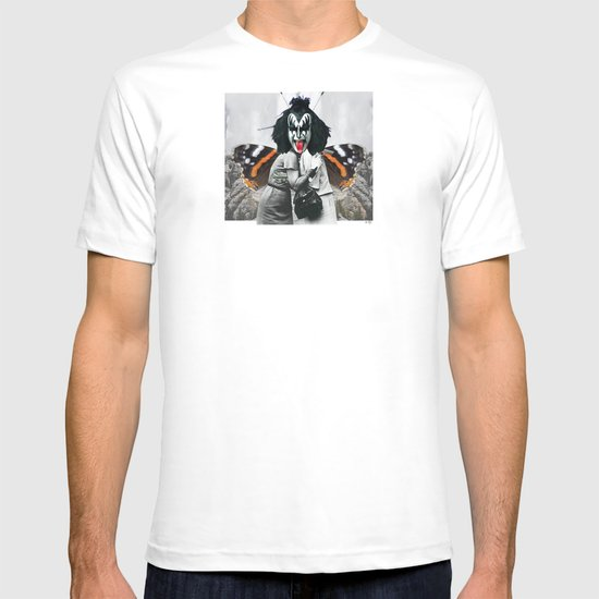 The last Kiss Collage T-shirt