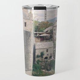 Mostar BiH IV Travel Mug
