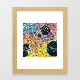 Inverse Universe Framed Art Print